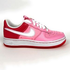 Nike Air Force 1 '07 Pink Retro Shoes 315115-162